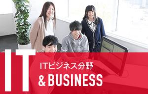 ITビジネス分野